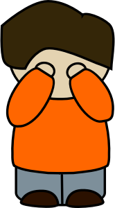 hidingface